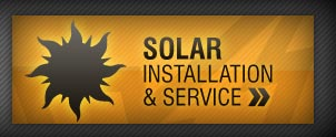 Solar Installation and Service